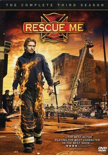Rescue Me - Season 3 DVD