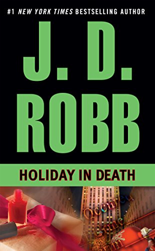 Book Holiday in Death