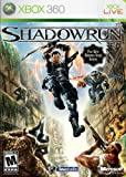 Game Cover: Shadowrun
