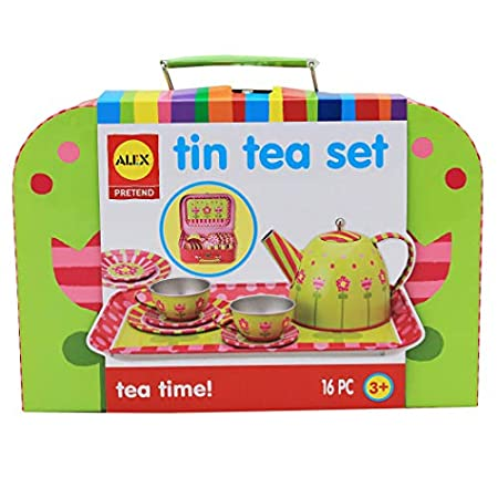 Alex Tea Set In A Tin