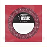 D'Addario J2701 Einzelsaite Classic Nylon, Normal Tension,  E-1st