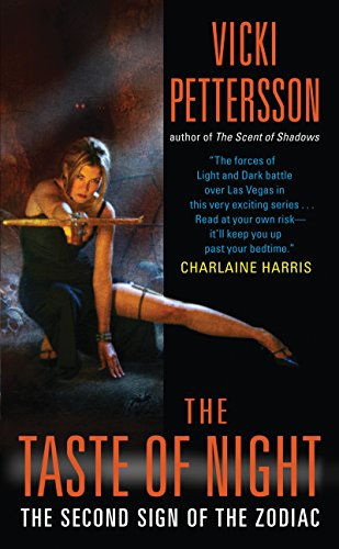 Book A Taste of Night - Vicki Pettersson