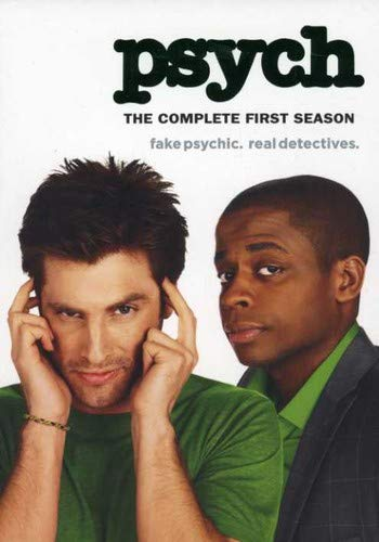 Psych - Season One DVD