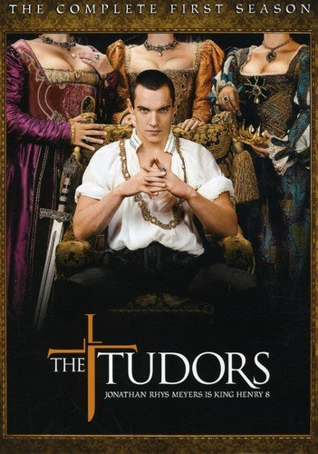 The Tudors - The Complete First Season DVD