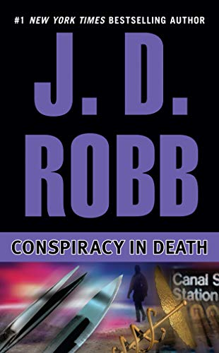 Book Conspiracy in Death