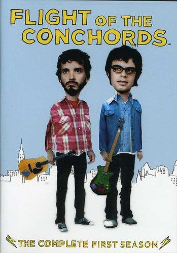 Flight of the Conchords - The Complete Season 1 DVD