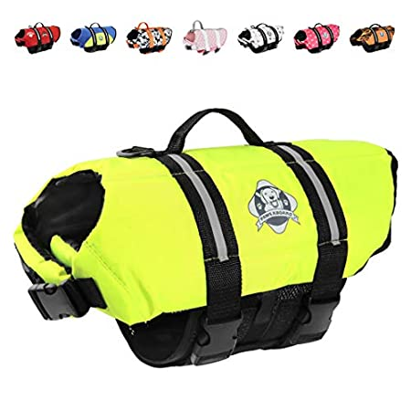 Paws Aboard Doggy Life Jacket – L