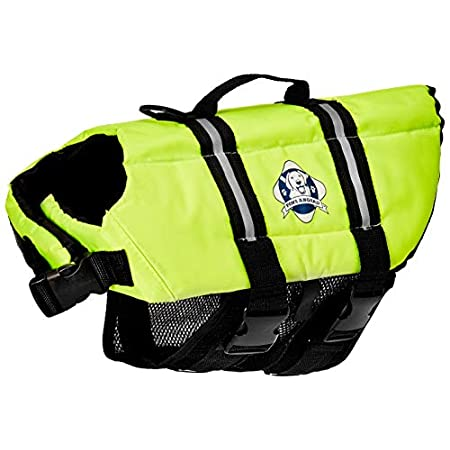 Paws Aboard Doggy Life Jacket – M