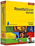 Rosetta Stone French  (Language Software) Level 1 & 2