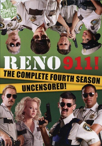 Reno 911! - The Complete Fourth Season  DVD