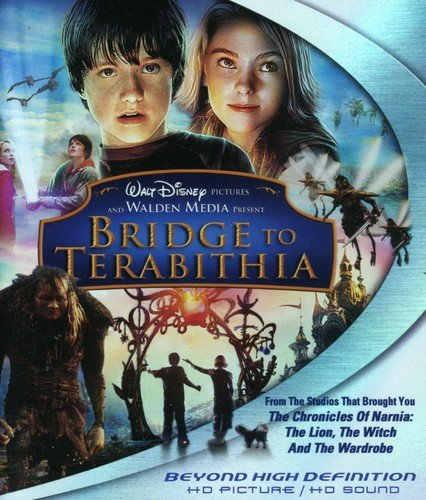 Bridge to Terabithia  DVD