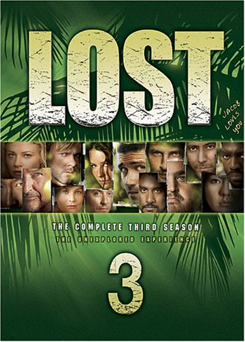 Lost - The Complete Season 3 DVD