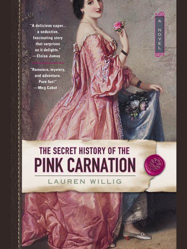 Book The Secret History of the Pink Carnation