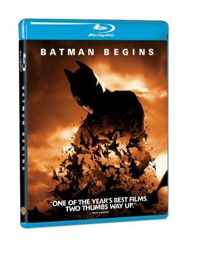 Batman Begins [Blu-ray] DVD