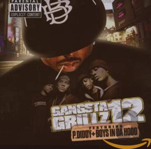 Gangsta Grilz, Vol. 12