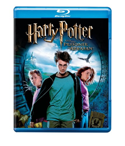 Harry Potter and the Prisoner of Azkaban [Blu-ray] DVD