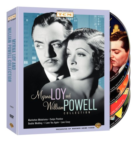 Myrna Loy and William Powell Collection cover