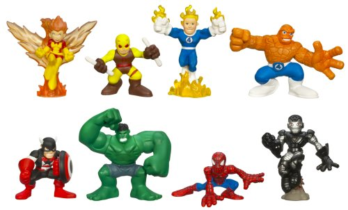 Marvel Super Hero Squad Collectors Pack