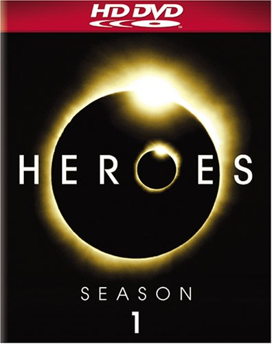 Heroes - Season 1 [HD DVD] DVD