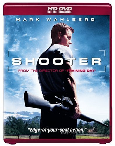 Shooter  DVD