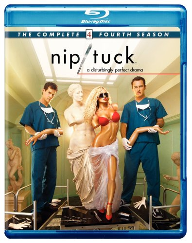 Nip/Tuck - The Complete Fourth Season [Blu-ray] DVD