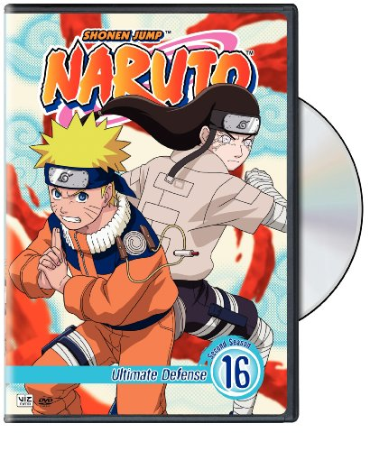 Naruto, Vol. 16 DVD