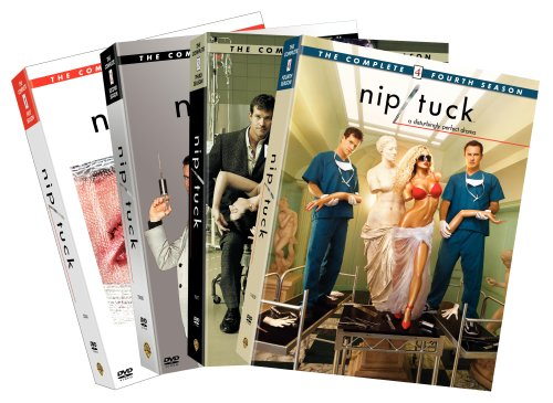 Nip/Tuck: The Complete Seasons 1-4 DVD