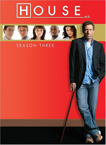 House, M.D. - Season 3 DVD