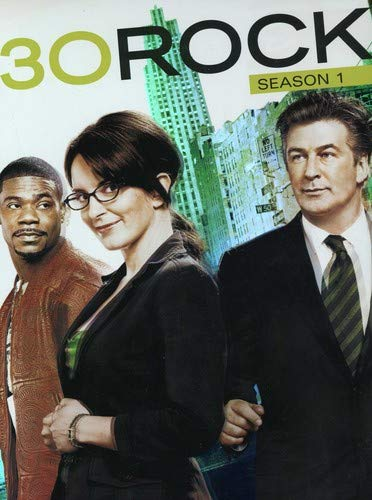 30 Rock - Season 1 DVD