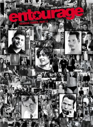 Entourage - Season 3, Part 2 DVD