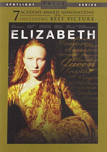 Buy The elizabeth DVDs