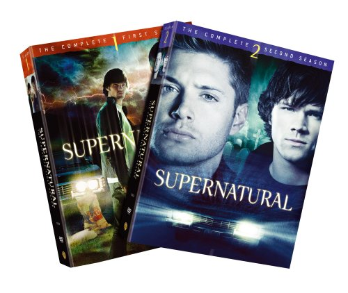 Supernatural - The Complete First Two Seasons DVD