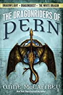 Book Cover: Dragonriders of Pern by Anne McCaffrey