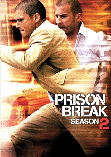 Prison Break - Season 2 DVD