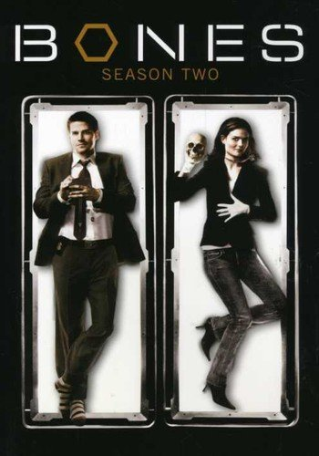Bones - The Complete Second Season DVD