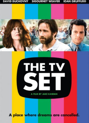 The TV Set DVD
