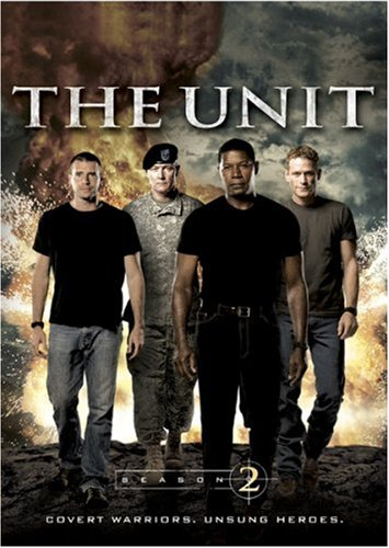 The Unit - The Complete Second Season DVD