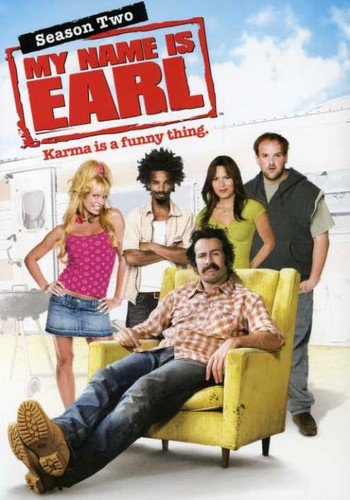 My Name Is Earl - Season 2 DVD