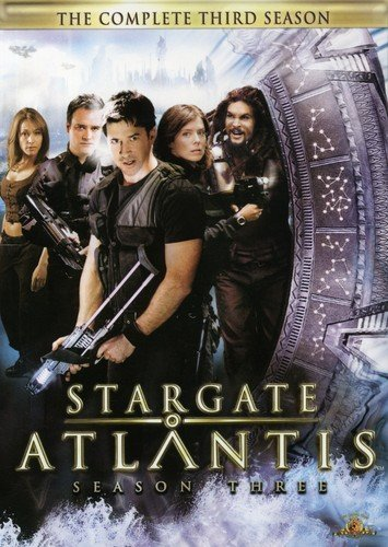 Stargate Atlantis - The Complete Season 3 DVD