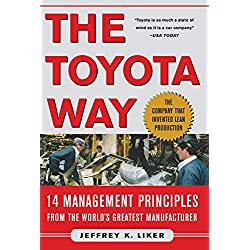 The Toyota Way: 14 Management Principles from the World