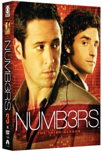 Numb3rs - The Third Season DVD