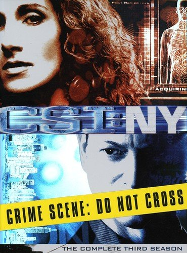 C.S.I. New York - The Complete Third Season DVD
