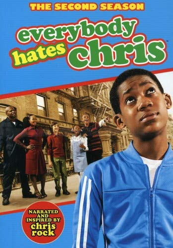 Everybody Hates Chris - Season 2 DVD