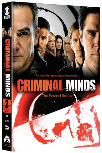 Criminal Minds - The Second Season DVD