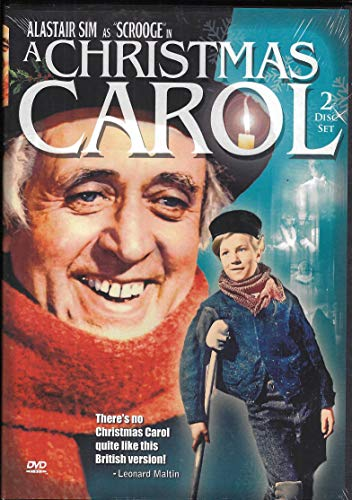 Buy The christmas carol DVDs