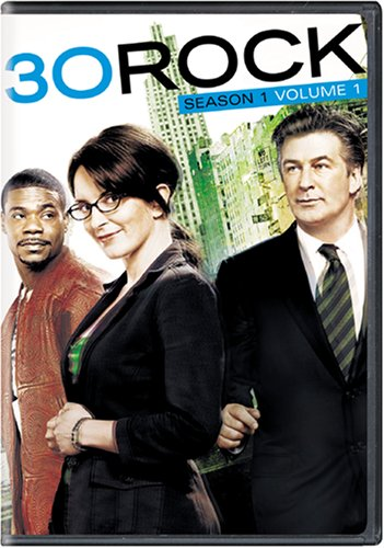 30 Rock: Season 1, Vol. 1 DVD
