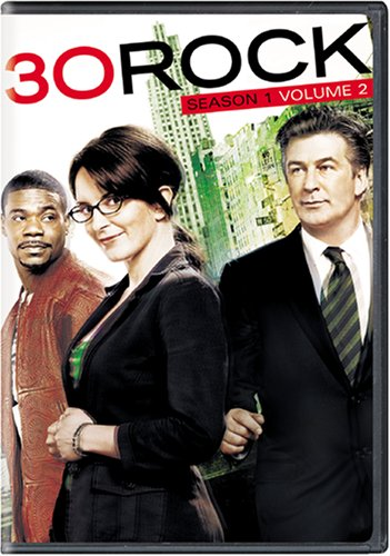 30 Rock: Season 1, Vol. 2 DVD