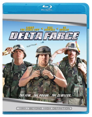 Delta farce 2007 dvd hd dvd fullscreen widescreen for Farcical films