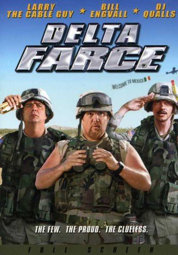 Delta Farce  DVD