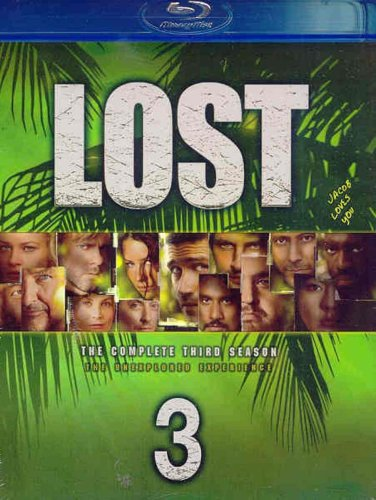 Lost - The Complete Season 3 [Blu-ray] DVD